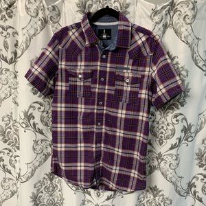 I jeans by buffalo button down shirt